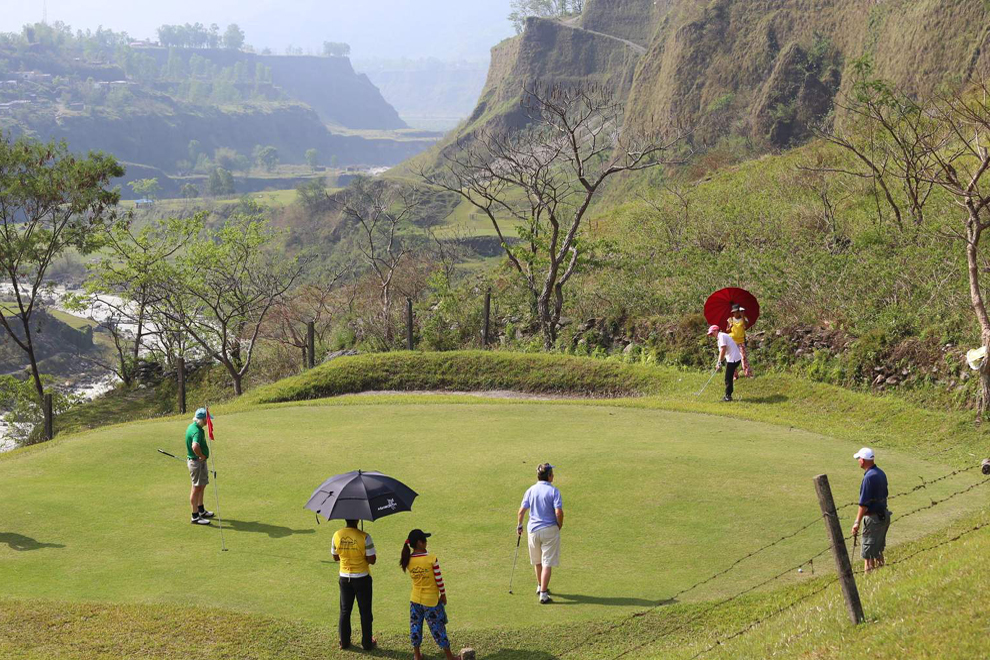 Himalayan Golf Holiday