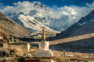 Tibet Everest Base Camp