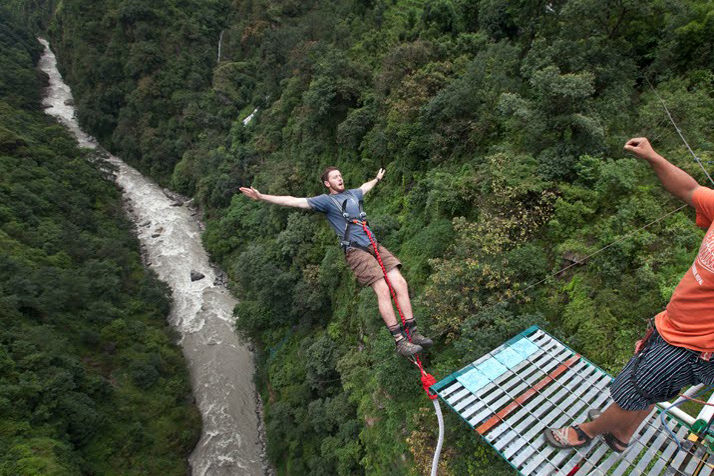 Bungy Day Trip