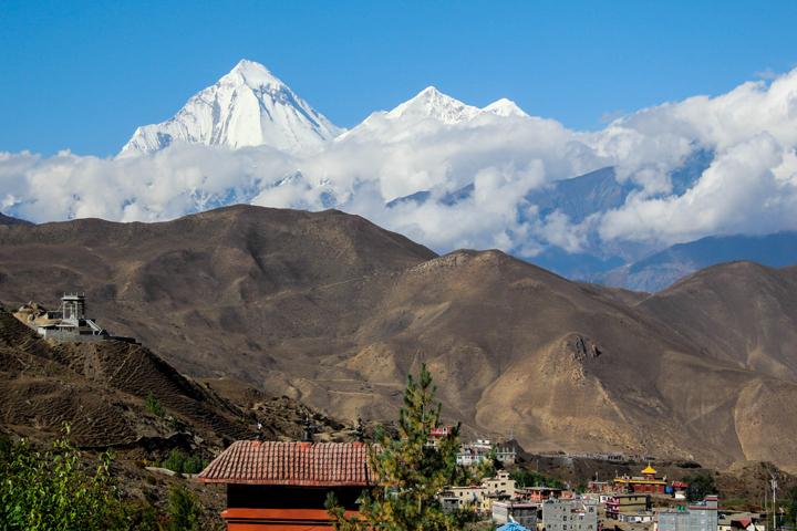 MTB Around Annapurna