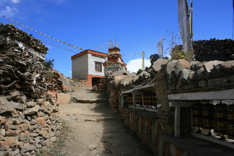 Buddhist Heritage of Nepal Tour