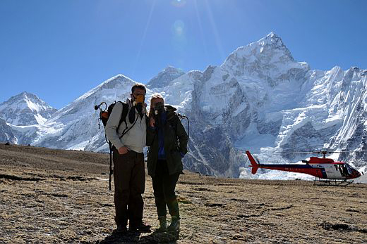 Everest Day Tour By Helicopter