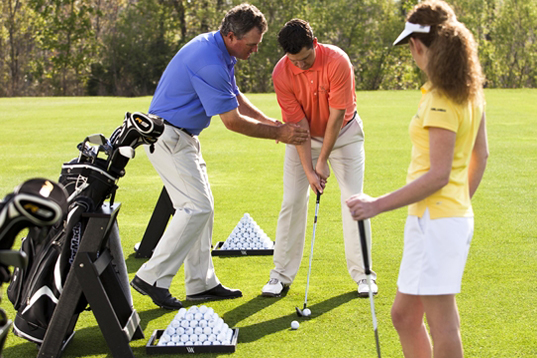 Golf Lessons & Clinics