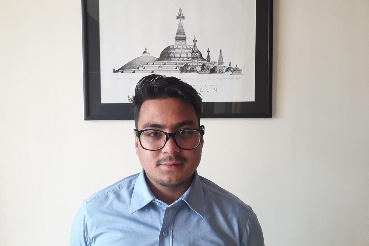 Pukar Shrestha