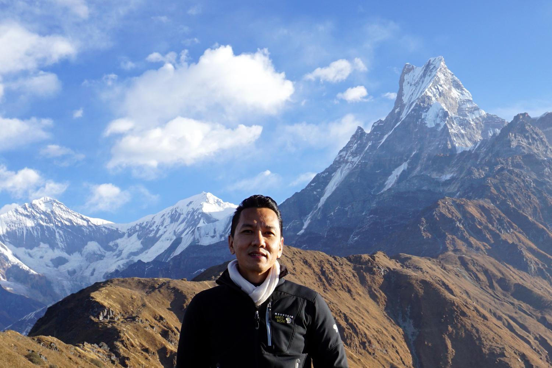 Sandeep Lama