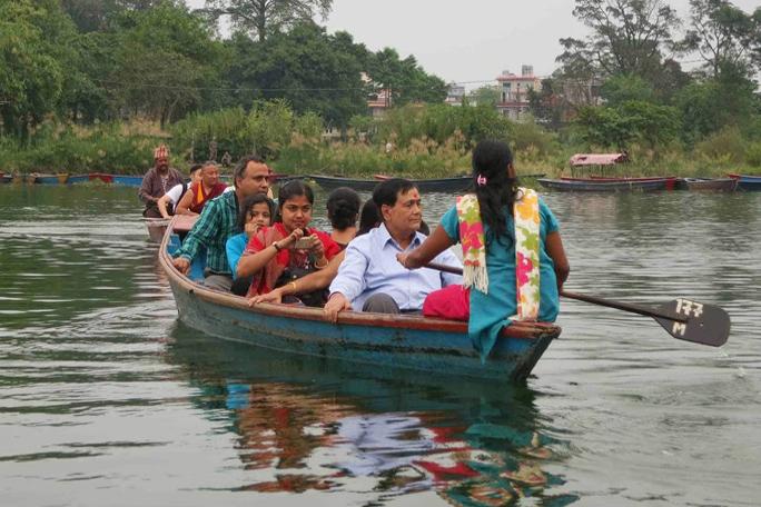 Mr. Vijay Sharma & Family